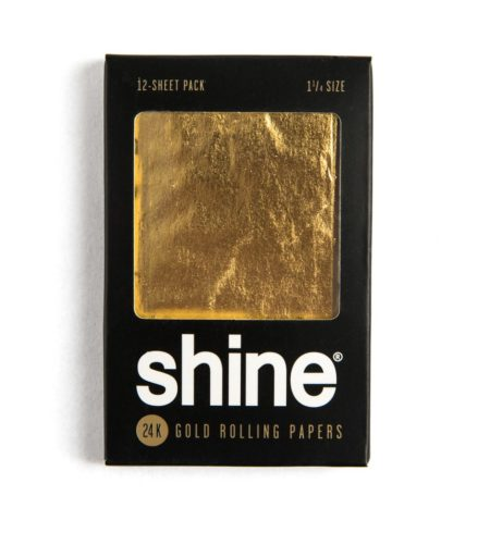 Shine 12-Sheet Party Pack 24K Gold