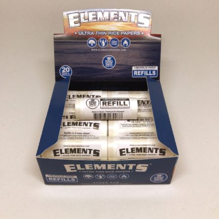 ELEMENTS KING SIZE ROLL REFILL