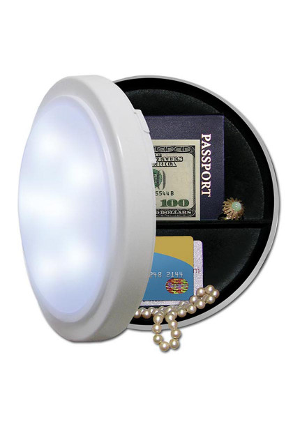 Wall Lamp dummy secret Stash Container full function