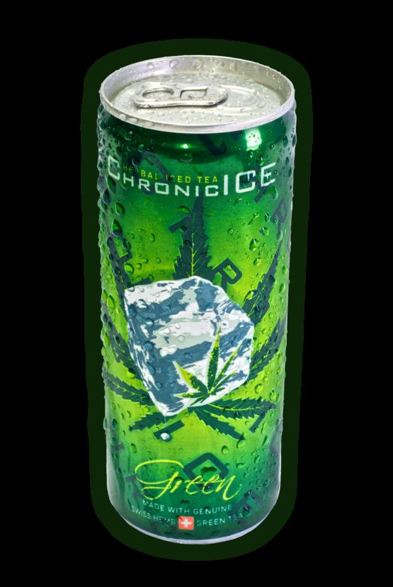 Cannabis Chronic Ice Tea