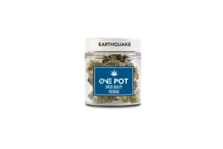 EARTHQUAKE ONE POT | ØNE CBD | WEED SHOP