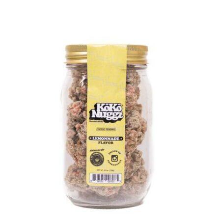 KokoNuggz Lemonnade Flavour Chocolate Budz 2.25oz