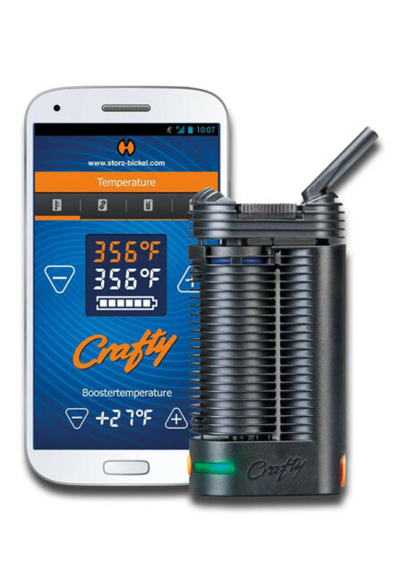 Crafty Vaporizer Complete Kit