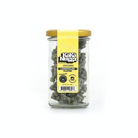 KoKoNuggz Limonaden Cannabis Schokoladen Buds 2.25oz