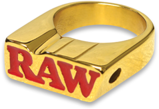 RAW Ring Gold