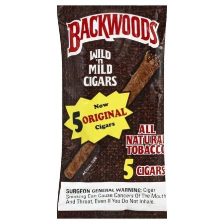 Backwoods Original Box 8x5pc