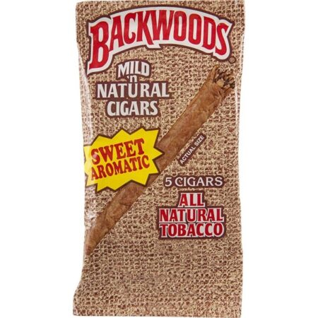 Backwoods Sweet Aromatic Box 8x5pc