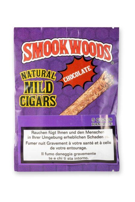 Smookwoods Cigar Chocolat Box 8x5Stk