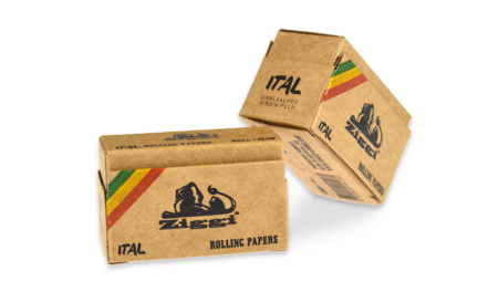 Ziggi Rolling Papers Rolls Slim Ital mit Filter Tips