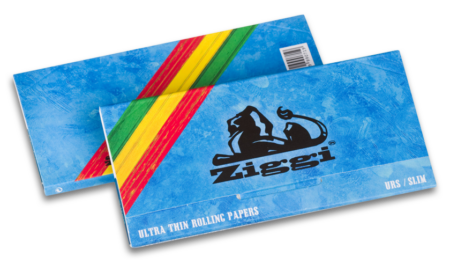 Ziggi Rolling Papers URS Slim Ultra Thin mit Filter