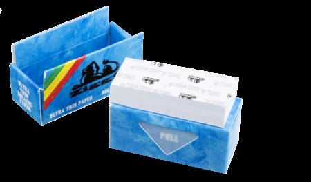 Ziggi Rolling Paper Rolls Slim Ultra Thin mit Filter